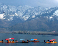 Tourist Places Srinagar