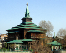 Srinagar Tourist Places List