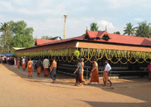 Chottanikkara temple of Kerala