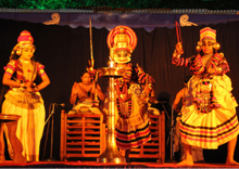 Koodiyattom of Kerala