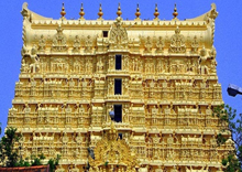 Sree Padmanabhaswamy temple of Kerala