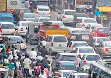 Traffic in Kerala