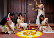 Women enjoy high status of Kerala