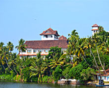 Kollam Thevally Palace