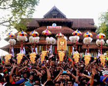 Thrissur of Kerala