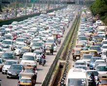 Traffic in Maharashtra