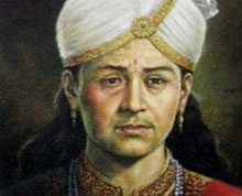 Manipur King Budhachandra