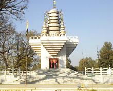 Manipur Lord Sanamahi temple