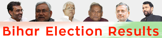 Bihar election Result 2015