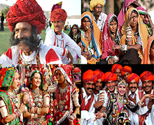Rajasthani people