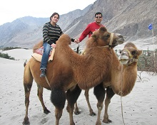 Places to Visit in Nubra Valley