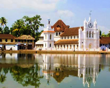 Alleppey Churches and Temples