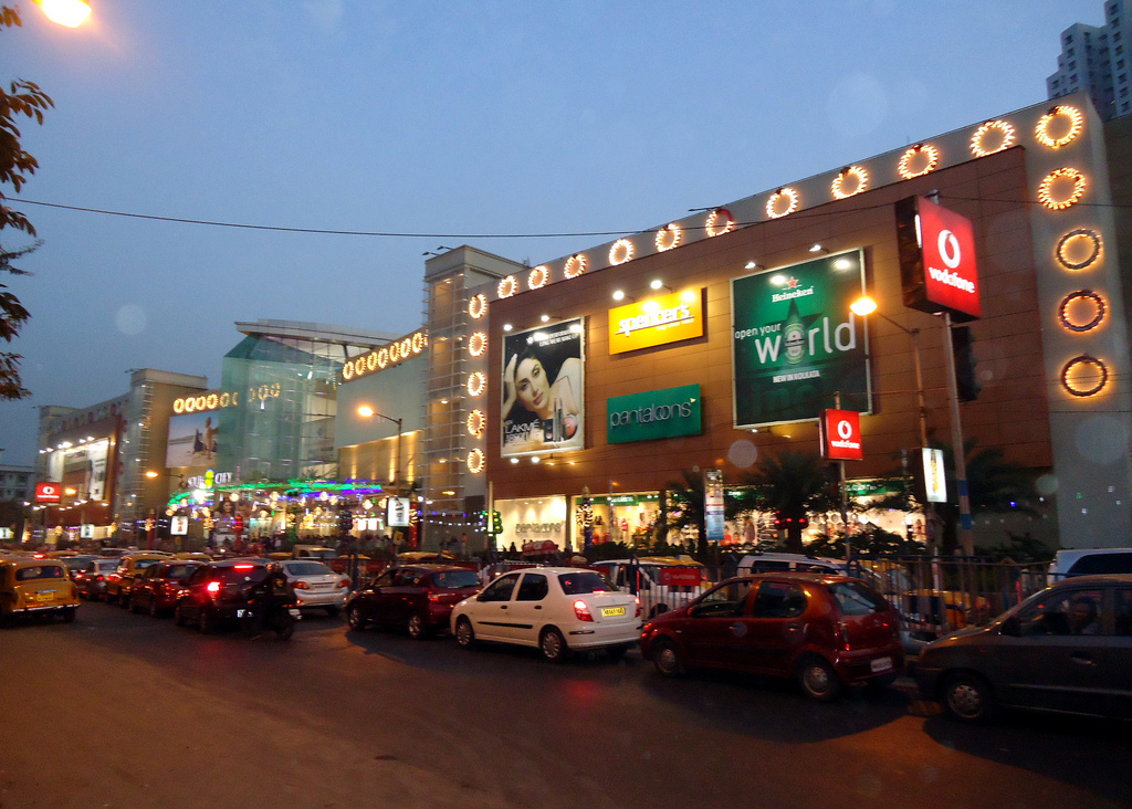 Shopping Malls in West BEngal