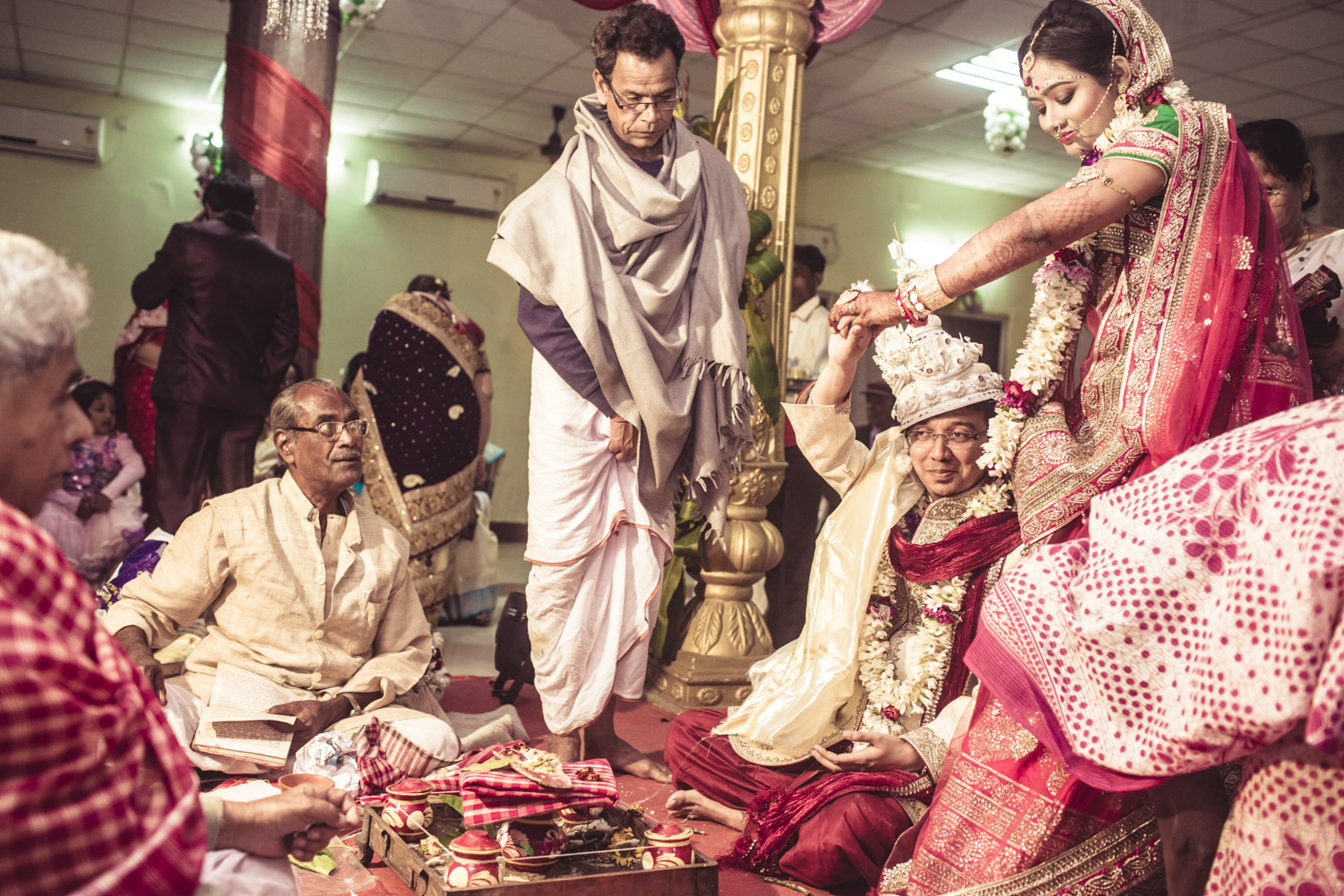 Traditional Bengali Wedding