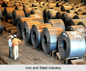Iron and steel industries in West Bengal