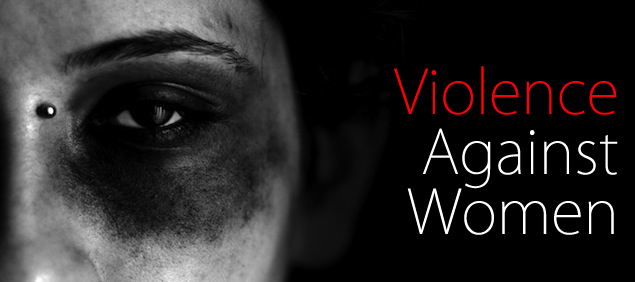 Domestic violence against the woman