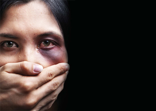 Domestic violence Act favour of the woundedwoman