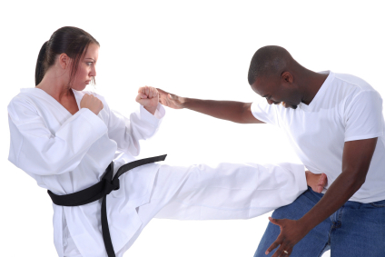 Self-defence tips and training