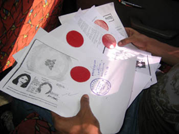 Documents Required for Marriage Registration in India