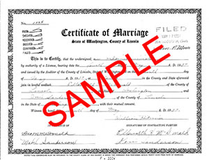 Benefits of Marriage Certificate